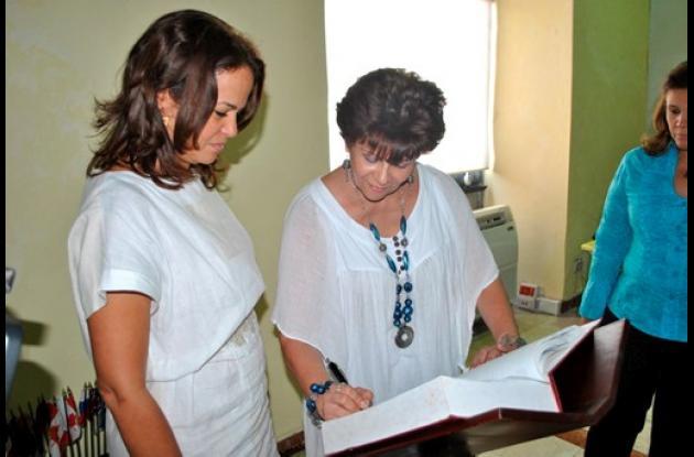 Nereida Correa Rosales, nueva asesora para Educación Superior del Distrito