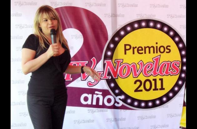 Natalia Romero Revista Tv y Novelas