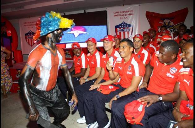 Hoy fue presentado oficialmente el Junior de 2012.