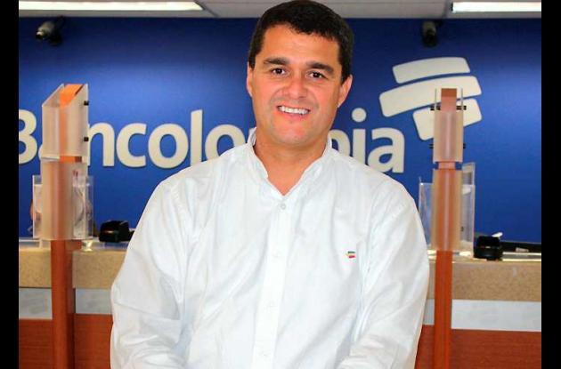 Carlos Raúl Yepes Jiménez, presidente de Bancolombia.