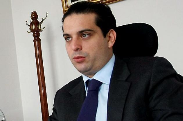 Simón Gaviria, presidente de la Cámara de Representantes.