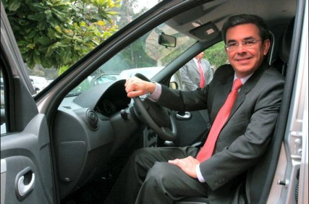 Germán Camilo Calle, presidente de Sofasa.