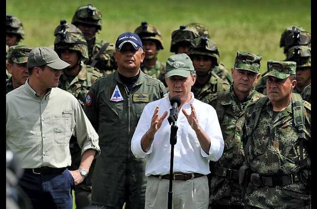 El sábado 5 de noviembre será un día inolvidable para el presidente Santos.