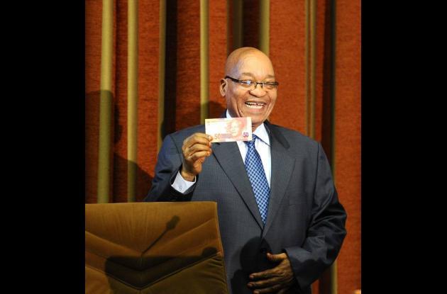 Presidente Sudáfrica