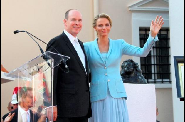 Boda de Alberto de Mónaco y Charlene Wittstock