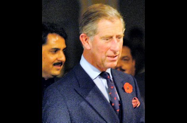Príncipe Carlos.