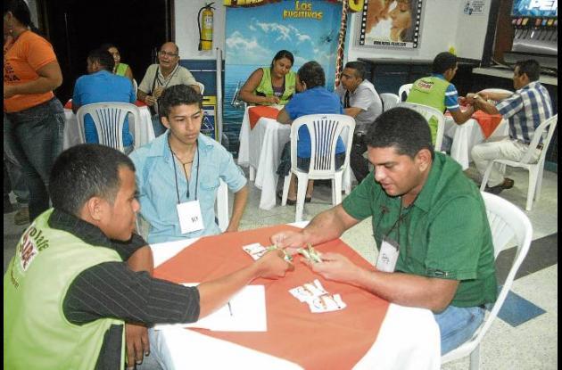 Rueda de negocios de microempresarios en Sucre