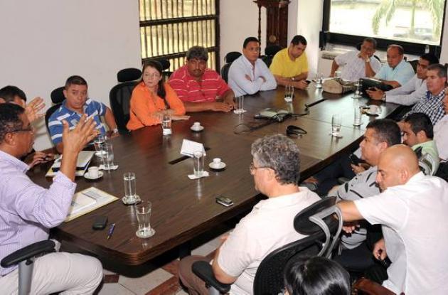 Proyecto Central de Abastos en Cartagena
