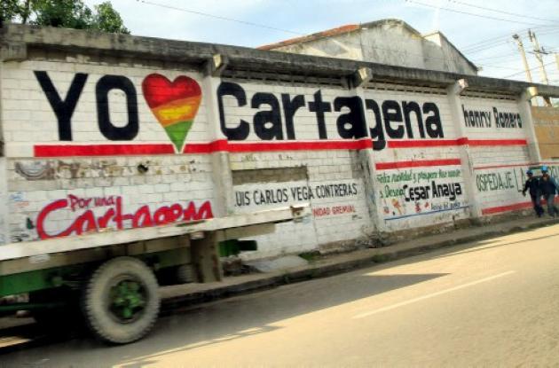 El decreto viene a reglamentar la publicidad política en Cartagena.