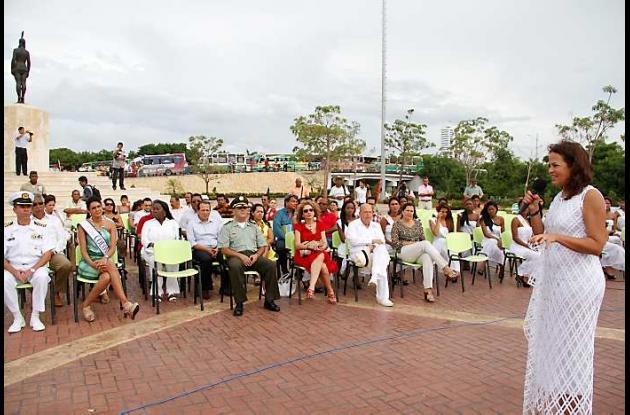 Inauguración de Parque Puerto de Chambacú en Cartagena