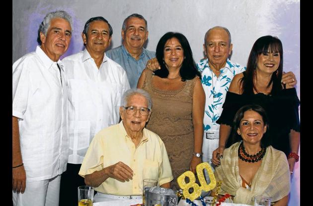 Cumpleaños de Rafael Grau