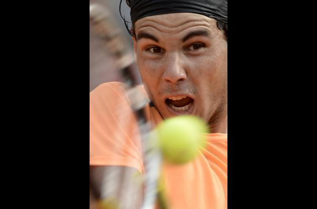 Rafael Nadal, tenista español.