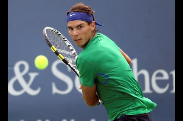 Rafael Nadal se despidió de torneo de Cincinaati.