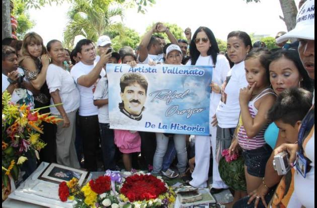 Homenaje a Rafael Orozco