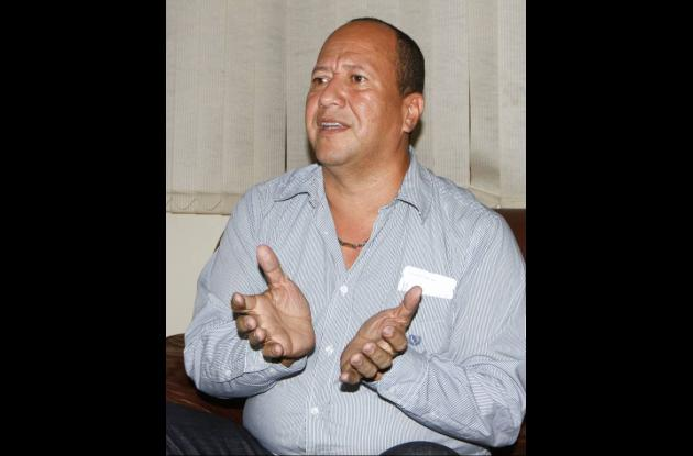 Rafael Gómez Caraballo, alcalde de Santa Rosa de Lima, considera que lo mejor es