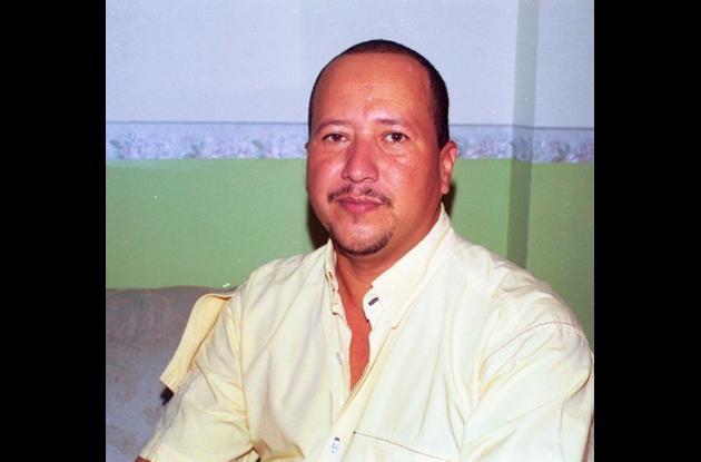 Rafael Gómez Caraballo, candidato a la Alcaldía de Santa Rosa.
