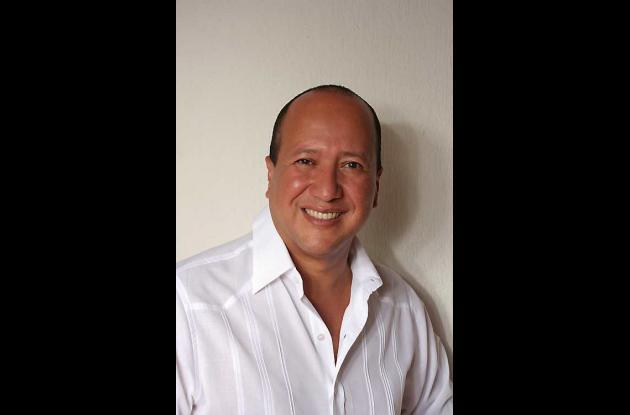 Rafael Gómez, alcalde electo de Santa Rosa de Lima.