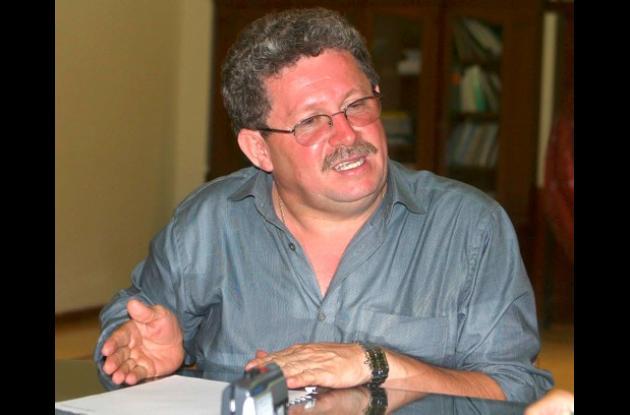 Ramiro Suárez Corzo, exalcalde de Cúcuta.
