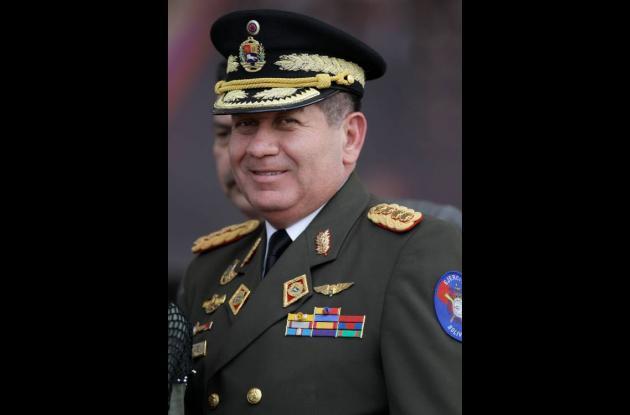 El general Henry Rangel Silva, nuevo ministro de Defensa de Venezuela.