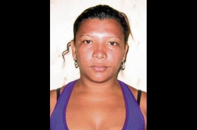 Dereya Vaquero Campo, capturada.