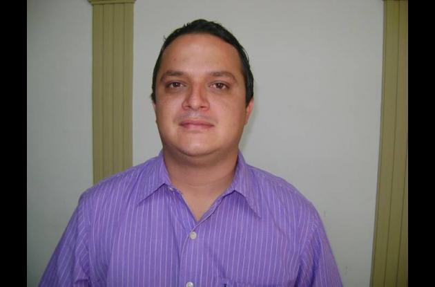 Raúl Jácome Espinosa, ex alcalde (E) de El Carmen.