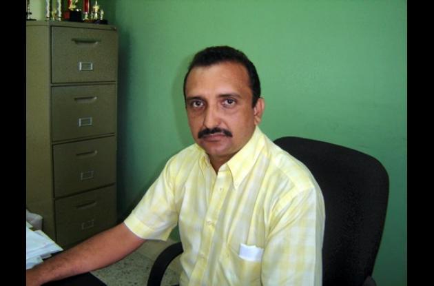 Raúl Ramírez Hadechine, exgerente del Hospital Monte Carmelo.