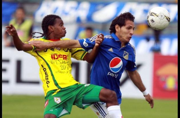 Real Cartagena fue goleado nuevamente ayer de visitante, esta vez en el estadio