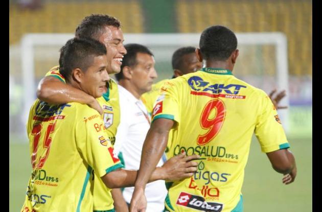 Real Cartagena 3-2 Medellin