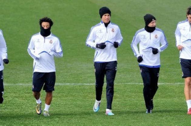 Real Madrid, a sacudirse racha perdedora con Olympique de Lyon.