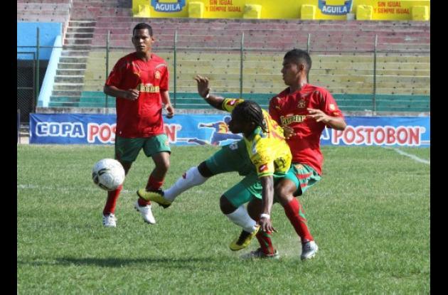 Barranquilla FC derrotó ayer 1-0 al Real Cartagena