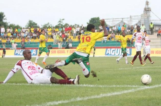 Real Cartagena derrotó 2-1 al Deportes Tolima