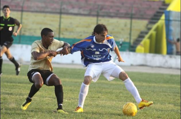 dos partidos amistosos disputo ayer real cartagena ante barranquilla FC