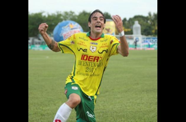 Real Cartagena derrotó 2-1 a Deportes Tolima
