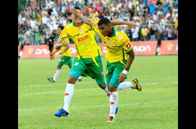 Real Cartagena derrotó ayer 2-0 al Medellín.