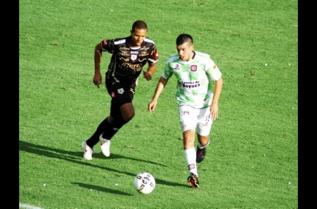 Boyacá Chció goleó ayer 3-0 al Real Cartagena