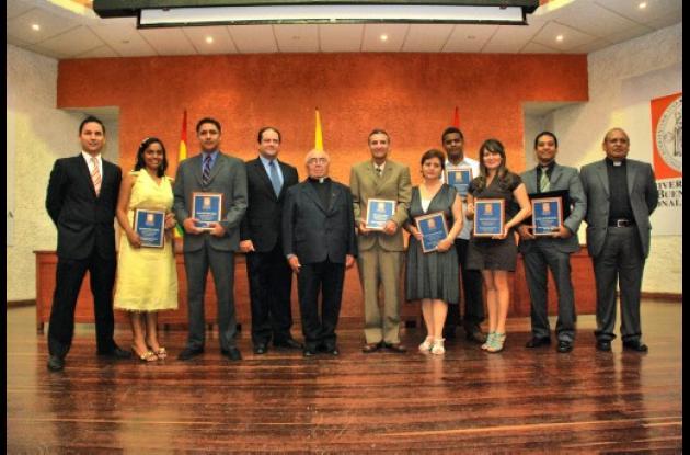 profesores de la Universidad San Buenaventura