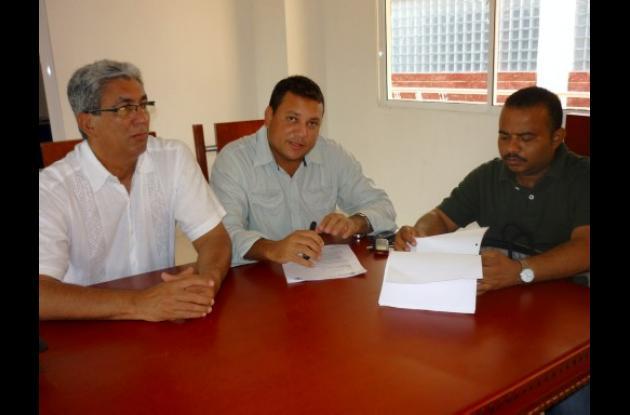 se quejan por embargos de los recursos de la educación en San Jacinto, Bolívar.