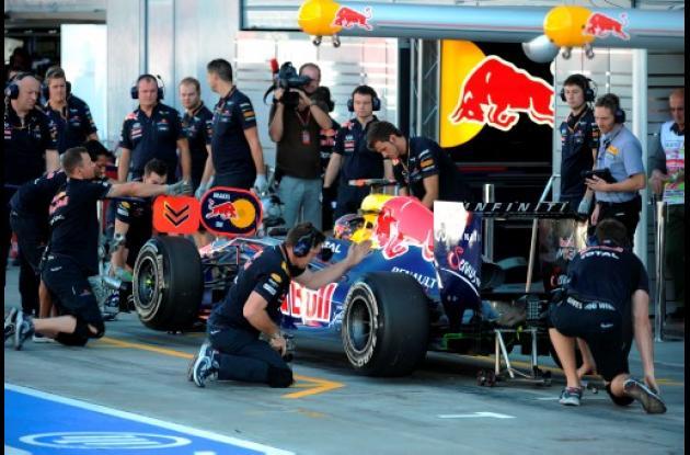 Red Bull renueva acuerdo con Renault.