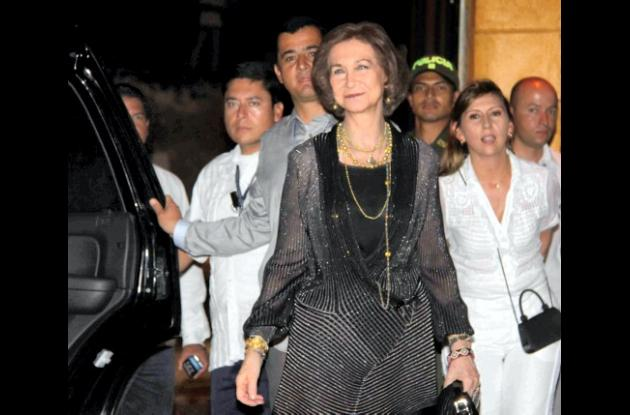 Reina Doña Sofía