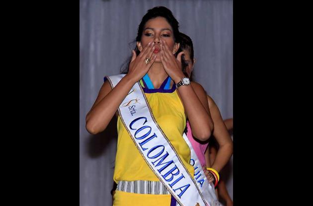 Señorita Colombia, Catalina Robayo
