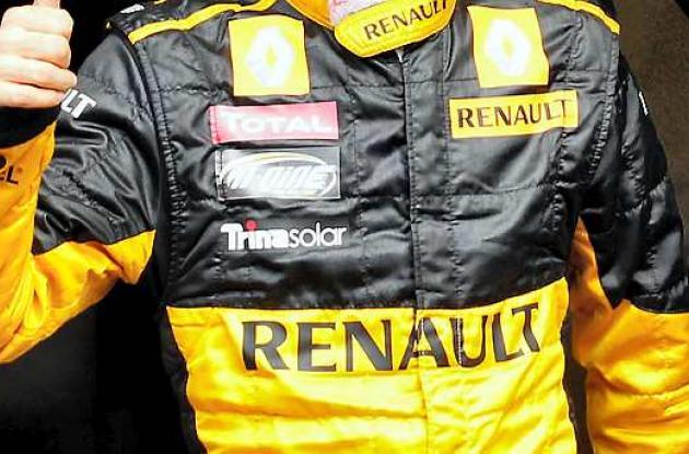 La escudería Renault cambia de nombre para la próxima temporada de F-1.