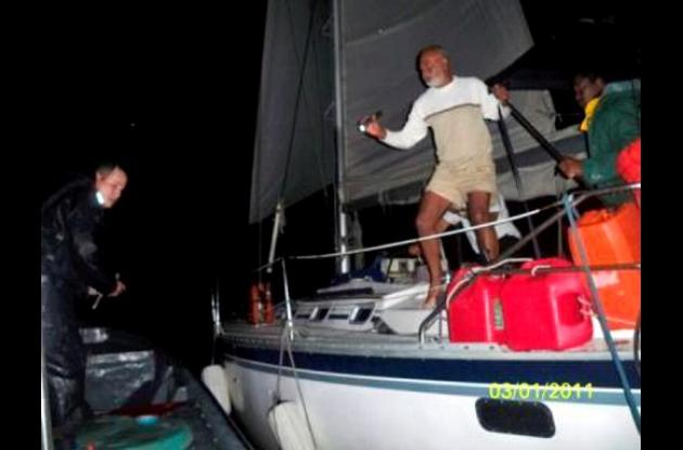 rescate de veleristas colombia