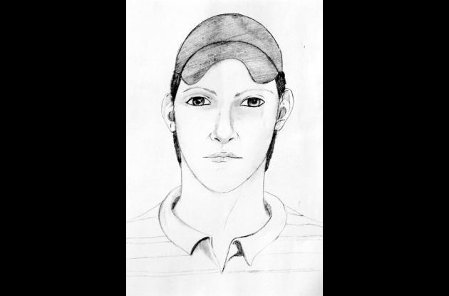 Este es el retrato hablado del joven que asesinó a la esteticista Elsa Porto.