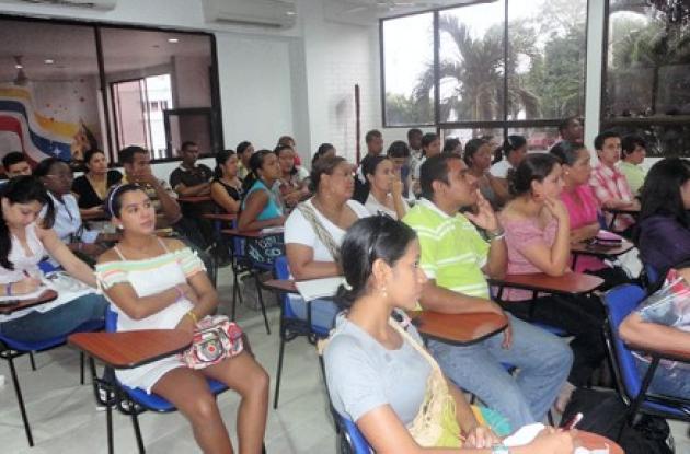 Inducción a los profesionales de la salud de Bolívar.