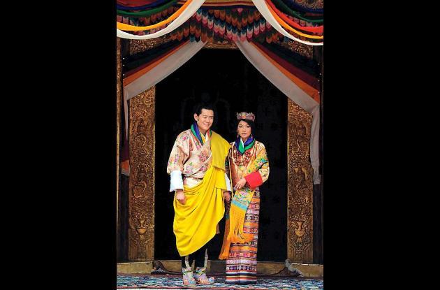 Bután es una pequeña nación del Himalaya