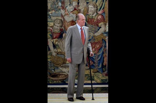 Malestar en España tras el accidente del rey en Botsuana