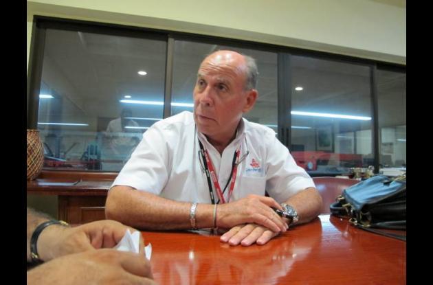 Ricardo Segovia,