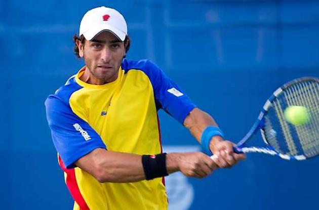 El tenista vallecaucano Robert Farah.