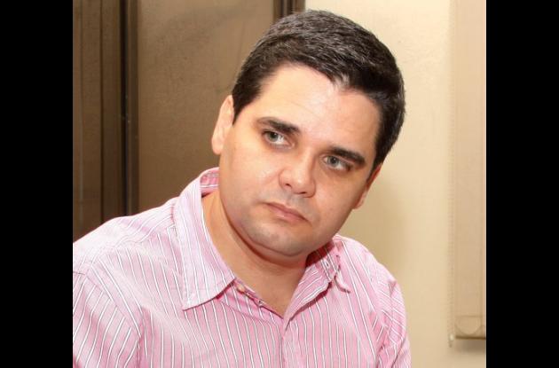 Roberto Useche, secretario de Hacienda del Distrito.