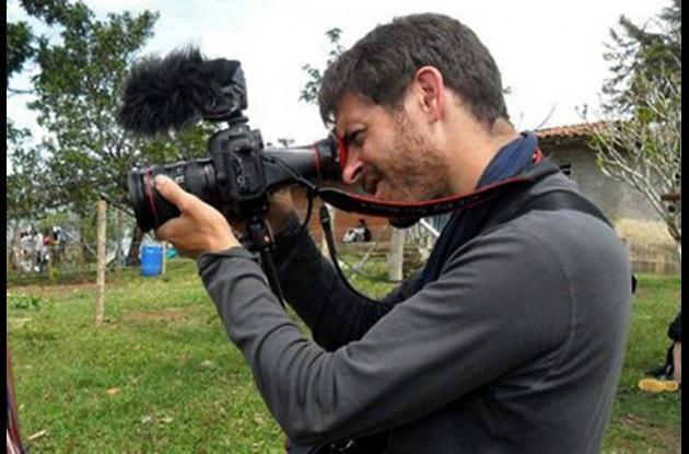 Periodista francés Romeo Langlois